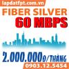 Fiber Silver - 60 Mbps