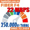 F4 - 22 Mbps - Nội thành