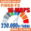 F5 - 16 Mbps - Ngoại thành