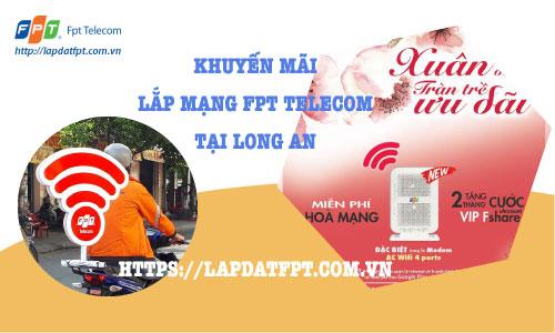 FPT Long An - Tổng đài đăng ký lắp mạng FPT Telecom Long An