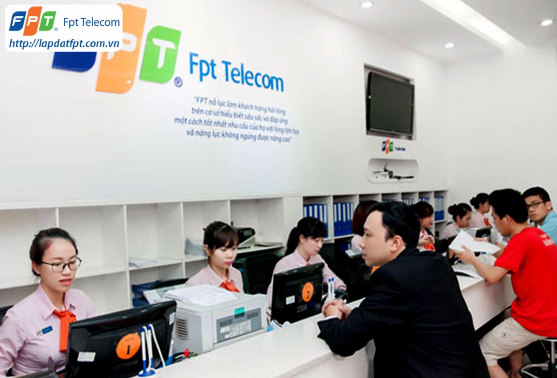 FPT Telecom nâng băng thông miễn phí dành cho doanh nghiệp
