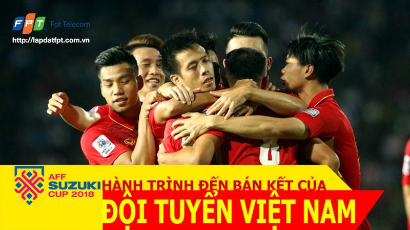 Cách xem Việt Nam đá AFF CUP 2018 tại nhà. Link xem trực tiếp.