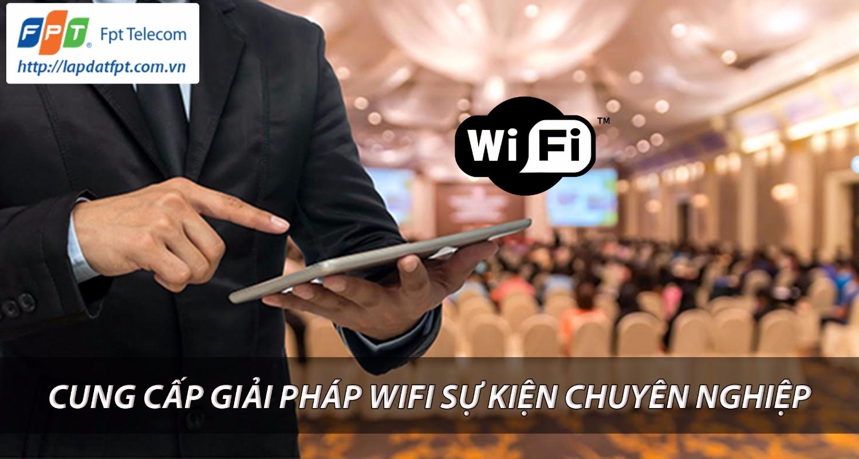 Lắp đặt cho thuê dịch vụ wifi sự kiện tại TP.HCM giá rẻ